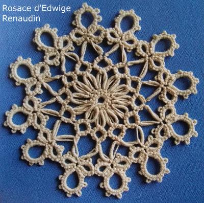Rosace d'Edwige Renaudin