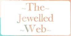 jewelled web links at silver moss