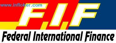 Info Lowongan Kerja PT Federal International Finance atau FIFGROUP