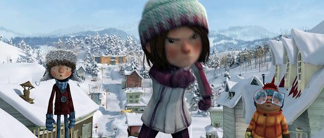 Foto dan video SnowTime
