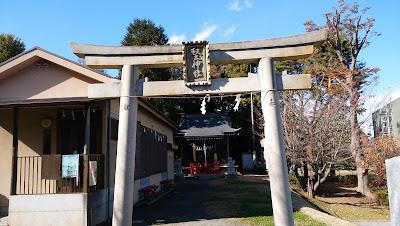 稲城市 堅神社