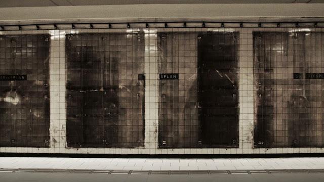 Los productos de limpieza AJAX y una ingeniosa campaña en el metro de Estocolmo