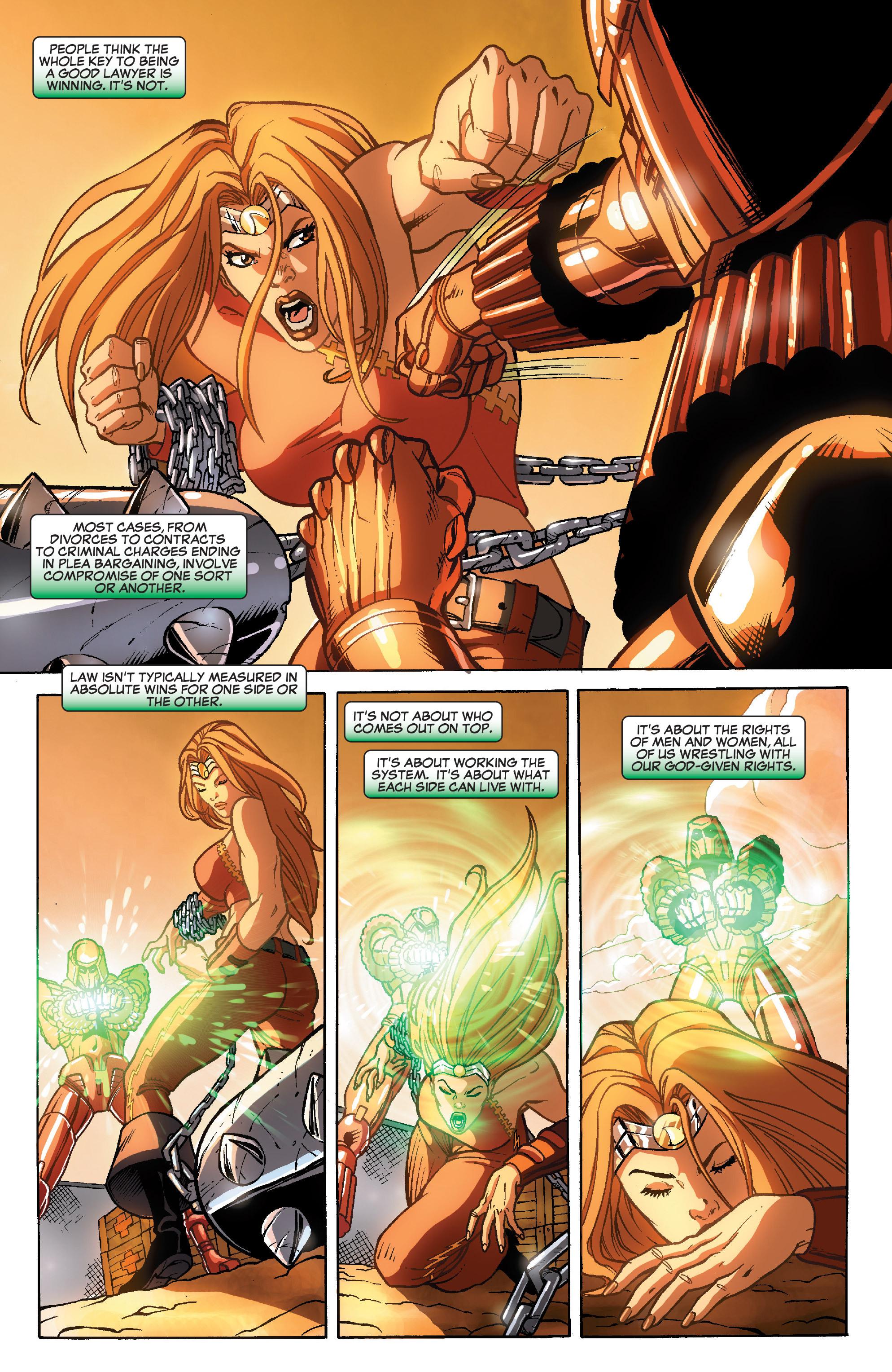 Read online She-Hulk (2005) comic -  Issue #35 - 10