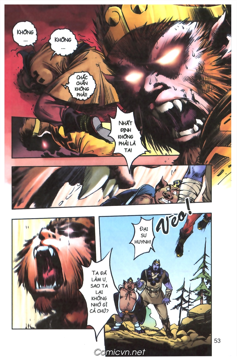 Tây Du Ký màu - Chapter 102 - Pic 23