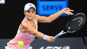 Barty Moves To Australian Open Quarter Finals By Beating Sharapova