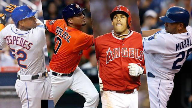 La temporada regular de Grandes Ligas se encuentra en la recta final y a estas alturas son varios los jugadores cubanos que exhiben números dignos de elogio