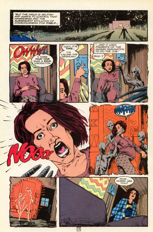 Read online Animal Man (1988) comic -  Issue #88 - 18