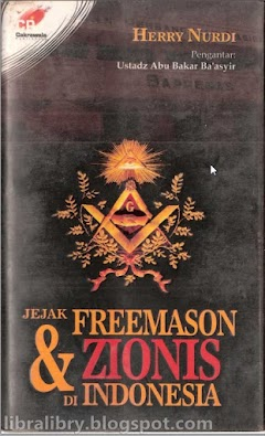 Download Ebook Jejak Freemason dan Zionis di Indonesia