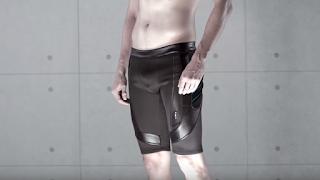 Pantaloni rafforzanti la virilità