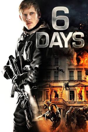 Giải Cứu - 6 Days (2017)