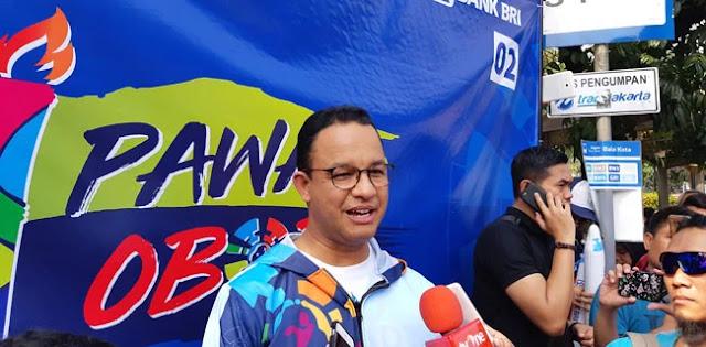 Penyandang Disabilitas Gratis Naik Transjakarta Selama Asian Para Games