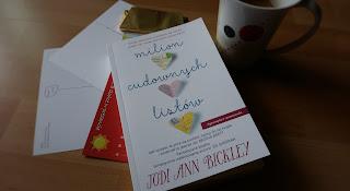"""Jak to jest napisać """"Milion cudownych listów""""? Recenzja książki Jodi Ann Bickley. Przed premierą!"""