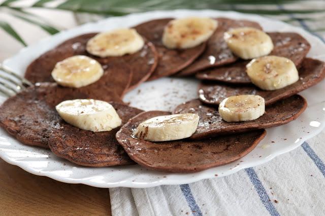 placuszki z bananami dla dzieci