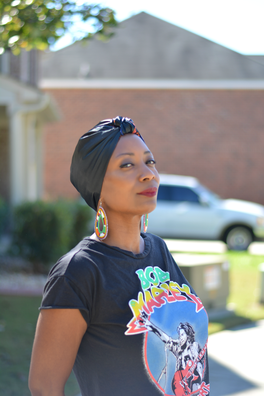 reversible turban tutorial