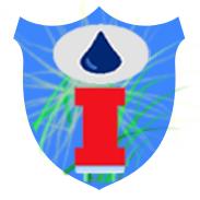 شعار شركة ووتر أنترست أهتم بالماء قبل الغذاء