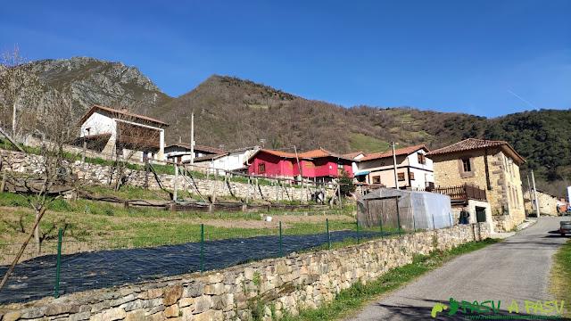 Pueblo de Robledo o Robleu, Somiedo