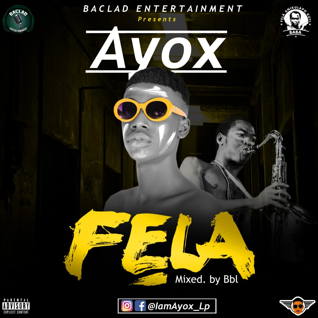 """New music: pizzybanks fela is back (prod"""" by double pro."""