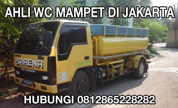 Jasa Sedot WC Bintaro Jakarta Selatan