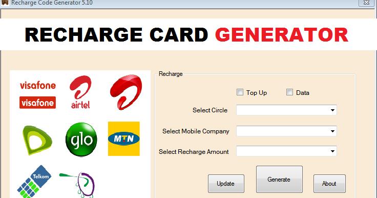 Credit card generator software / Msi afterburner amd