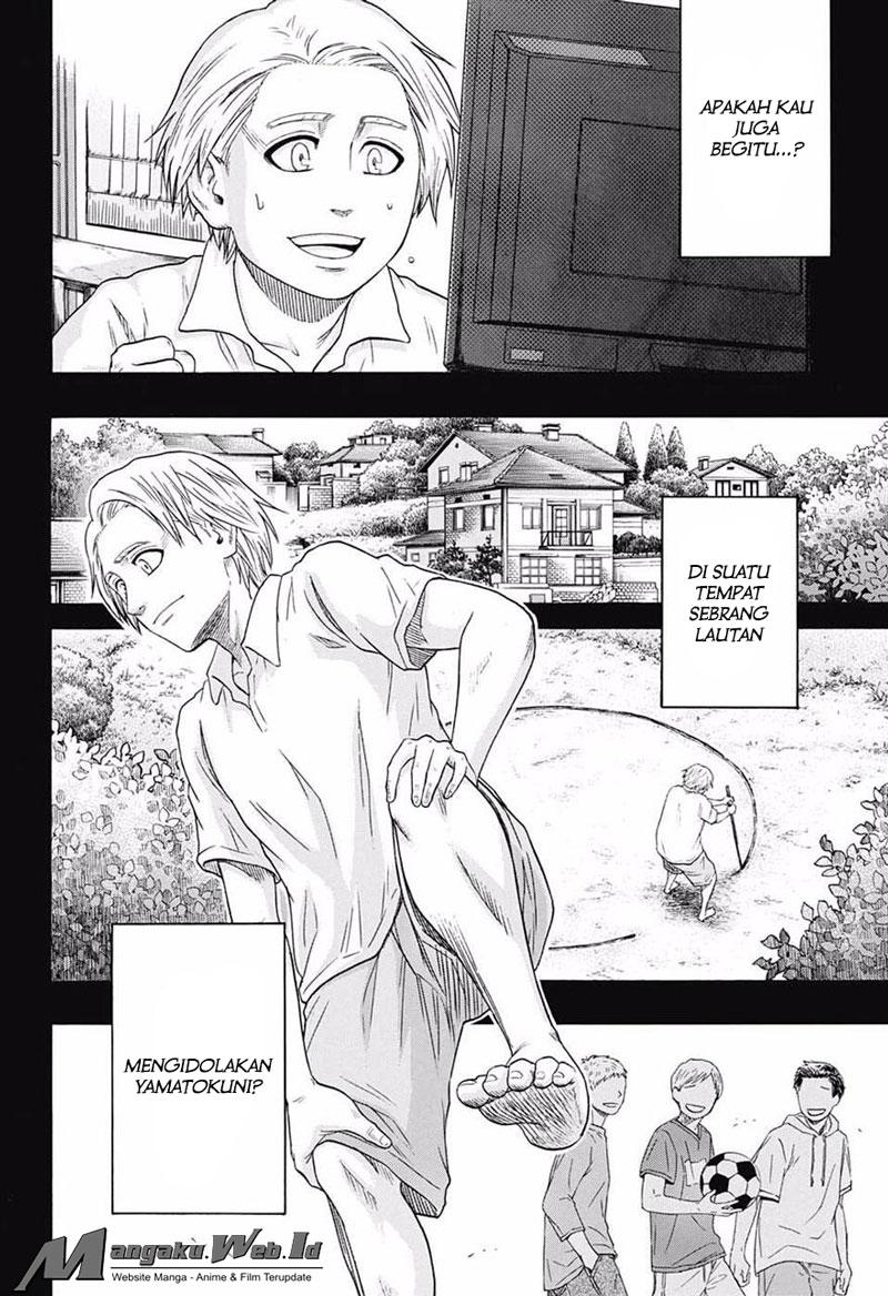 Hinomaru Zumou Chapter 143-14