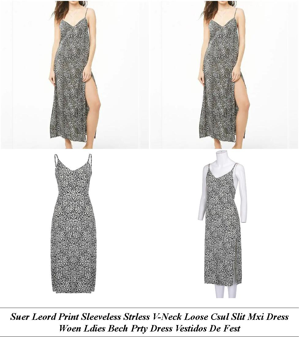 Dresses Online - End Of Summer Sale - Long Sleeve Dress - Cheap Branded Clothes