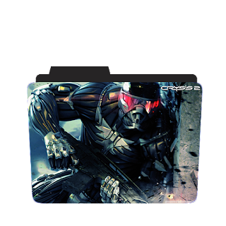 Crysis 2 Game Folder Icon