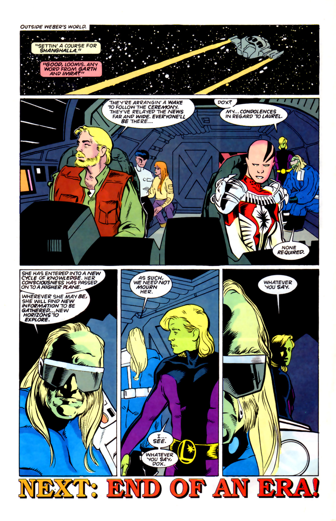 Legion of Super-Heroes (1989) 59 Page 24