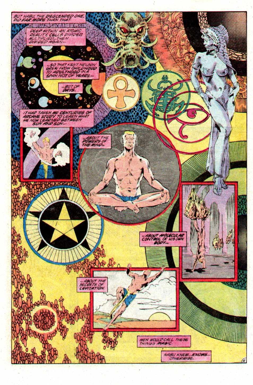 Read online Secret Origins (1986) comic -  Issue #24 - 24