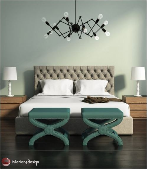 Upscale Bedroom Designs 7
