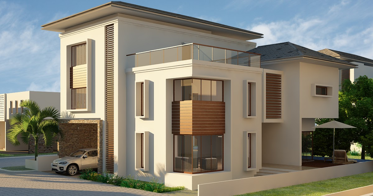 Architectural rendering and how to create it for exterior for Rendering gratis