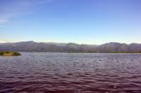 El Lago Inle situado en Myanmar
