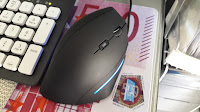 Mouse Gaming Verticale AUKEY: recensione