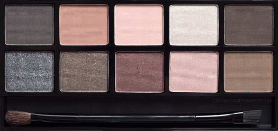 Annabelle Eye Brow Palette Review Photos