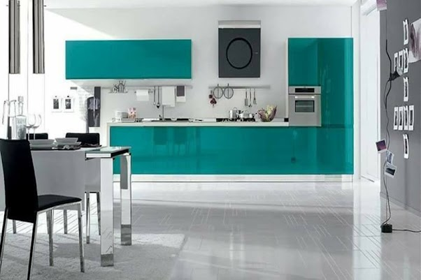 Desain Dapur Modern Elegant 04