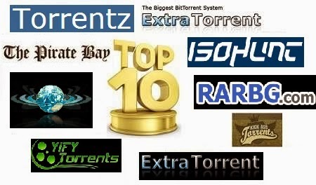 Classifica siti Torrent 2015: i più visitati del web