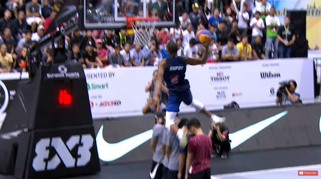 WATCH: Video Playlist Slam Dunk Contest FIBA 3X3 World Cup Championship Round