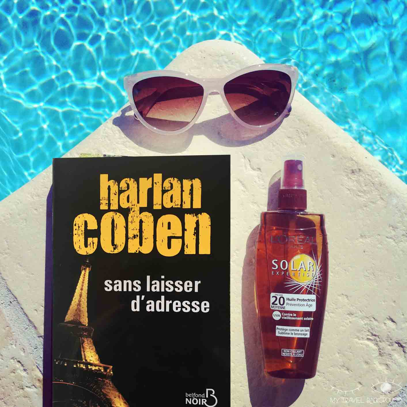 My Travel Background : 9 romans qui vont vous faire voyager, Sans laisser d'adresse, Harlan Coben
