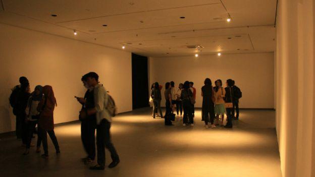 Wow ! Pertama Kali di Indonesia Ketika Pameran Seni Dibuka `Tanpa Karya ... `