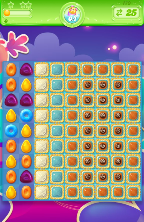 Candy Crush Jelly Saga 179