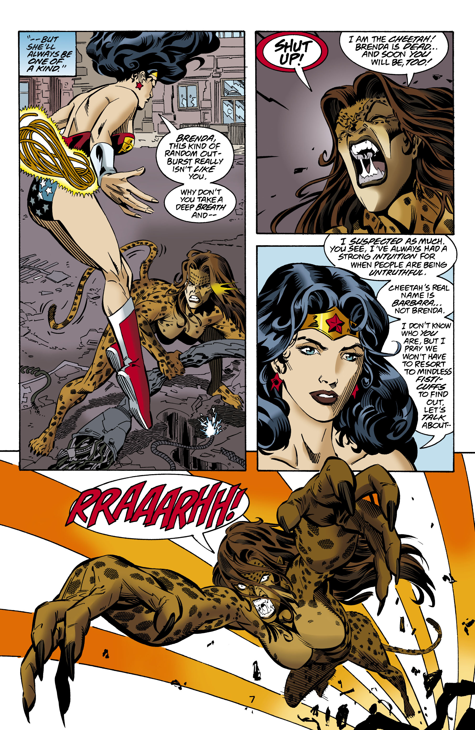 Read online Wonder Woman (1987) comic -  Issue #160 - 8
