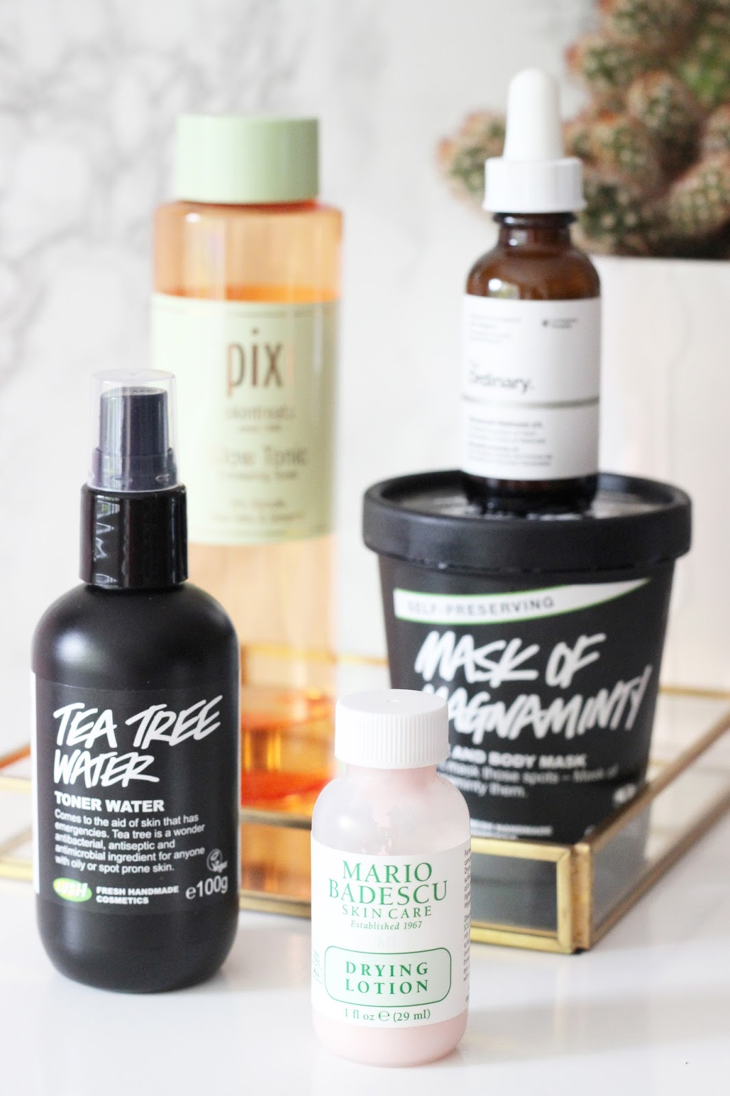 Hormonal Breakouts: My Go-To Routine