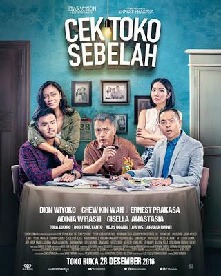 Film Cek Toko Sebelah 2016 Bluray
