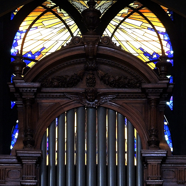 Parijs: de église Saint-Jean-de-Montmartre