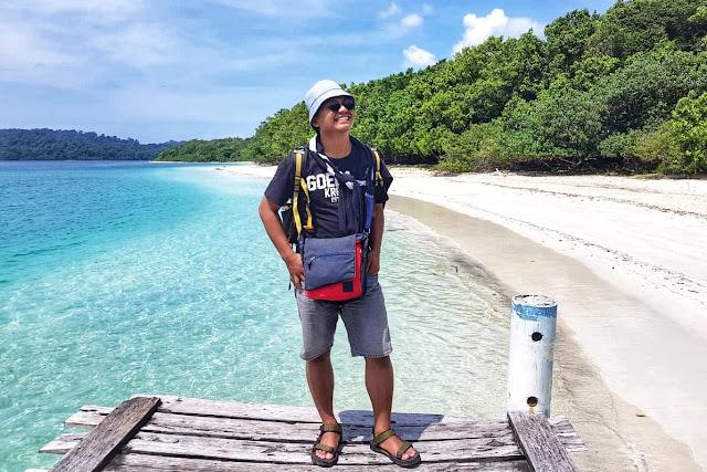 Pulau Peucang Taman Nasional Ujung Kulon, Pandeglang, Banten