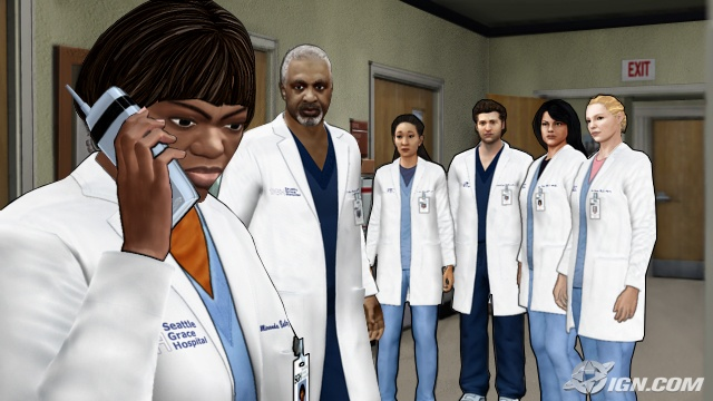 Greys Anatomy PC Full Español