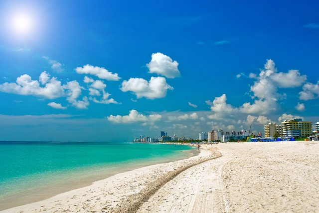 South Beach Miami Florida Tourism