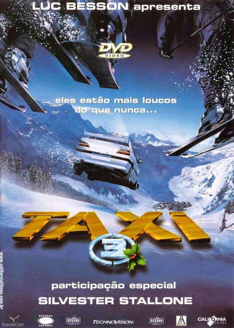 Táxi 3 – Dublado (2003)
