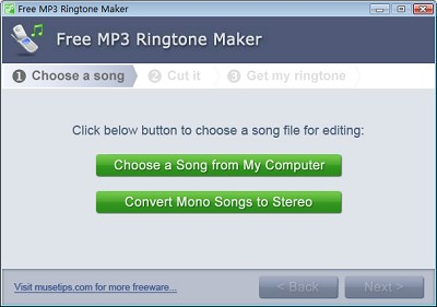 Descargar Free MP3 Ringtone Maker Gratis