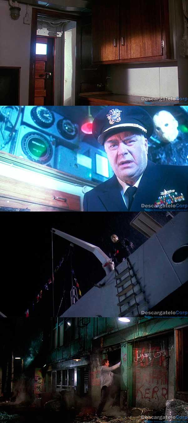 Viernes 13 parte VIII - Jason toma Manhattan HD 1080p Latino