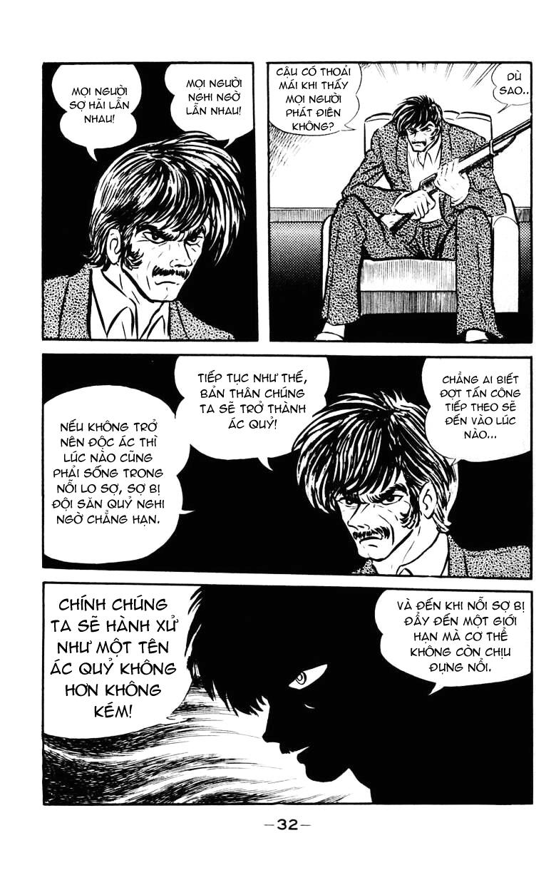 DevilMan chapter 22.1 trang 27